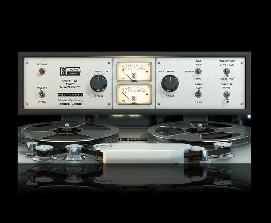 slate digital virtual tape machine free download