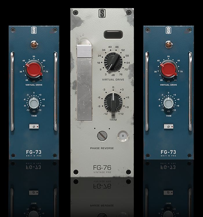 Virtual Preamp Collection - SlateDigital