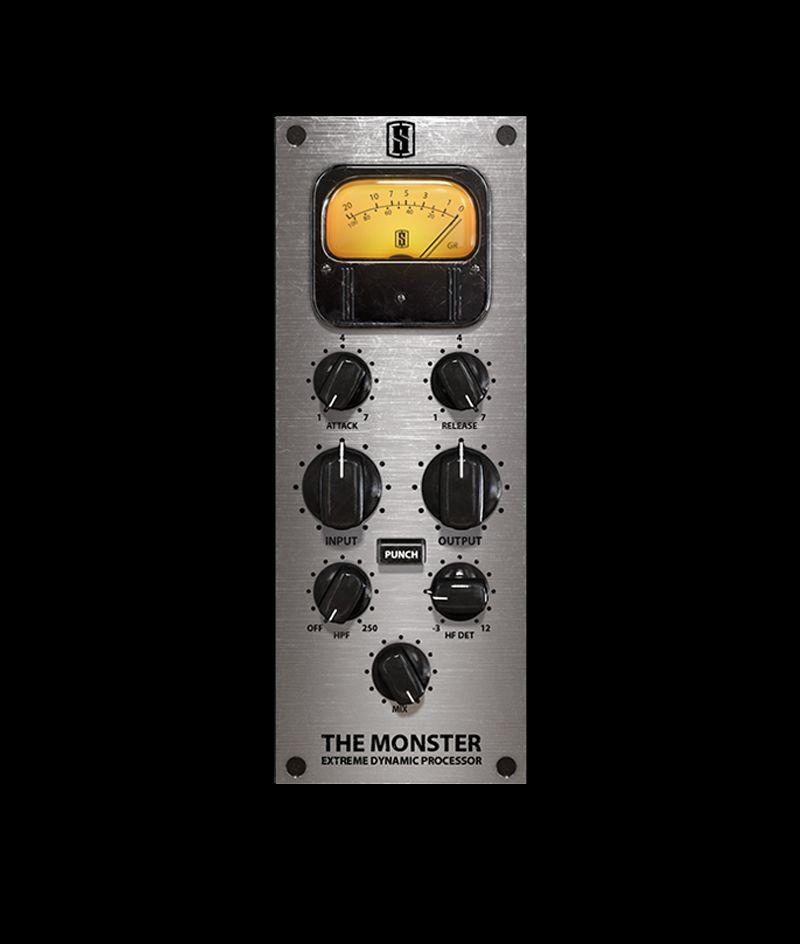 The Monster Extreme Dynamic Processor - SlateDigital