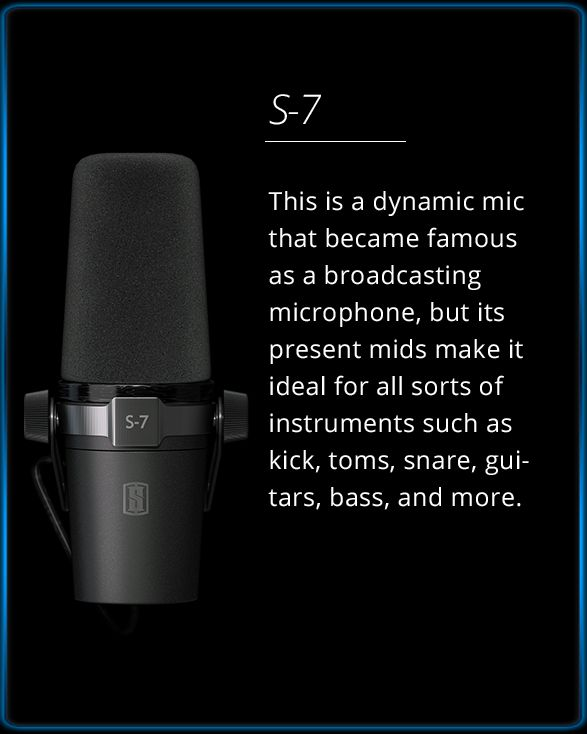 ML-2 Microphone - SlateDigital