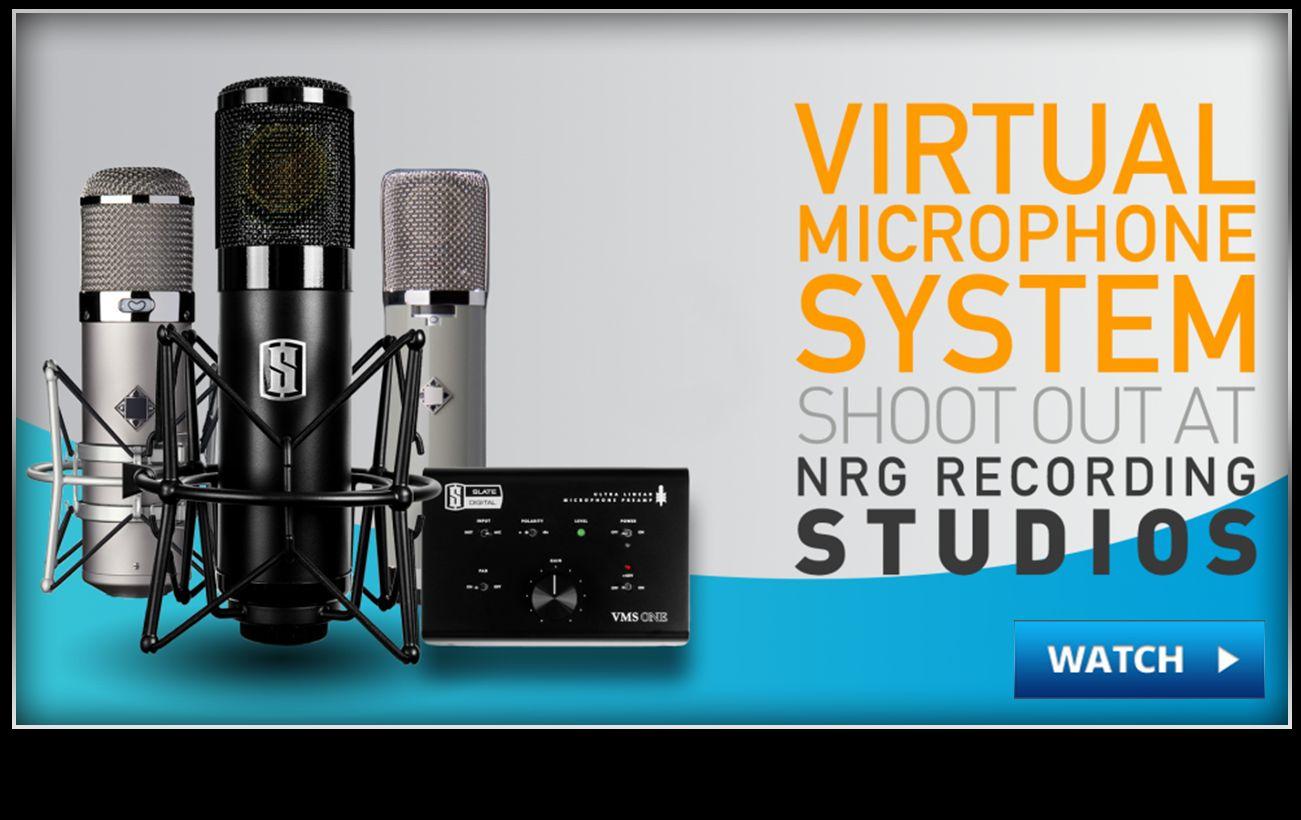 Virtual Microphone System - VMS ML-1 - SlateDigital