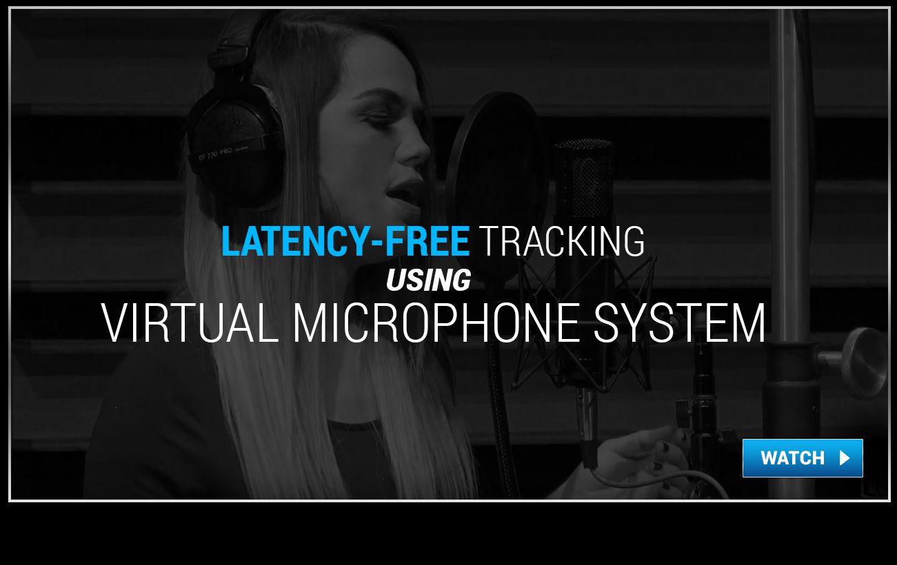 Virtual Microphone System Vms Ml 1 Slatedigital Circuit Simulator Latency Free Processing