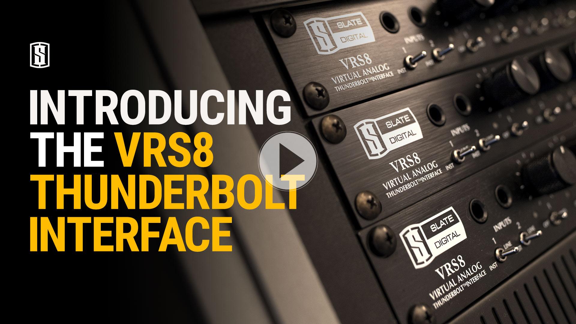 Vrs8 Slatedigital Digital Audio Platform Create A Virtual Recording Bundle