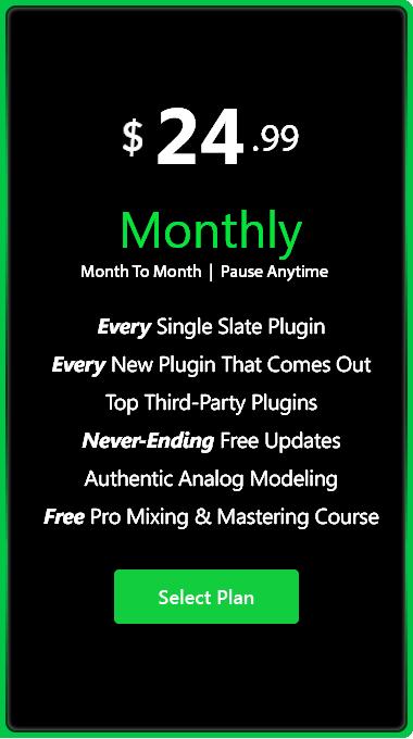 VerbSuite Classics - SlateDigital